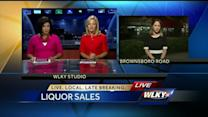 Committee votes to limit liquor store sales