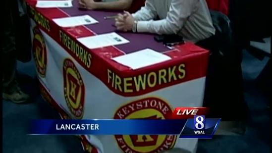 Job fair held at HACC Lancaster