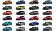 U.S.-market 2019 VW Golf R finally gets vivid Spektrum color options
