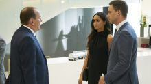 Poll: How 'Suits' should write out Meghan Markle and Patrick J. Adams
