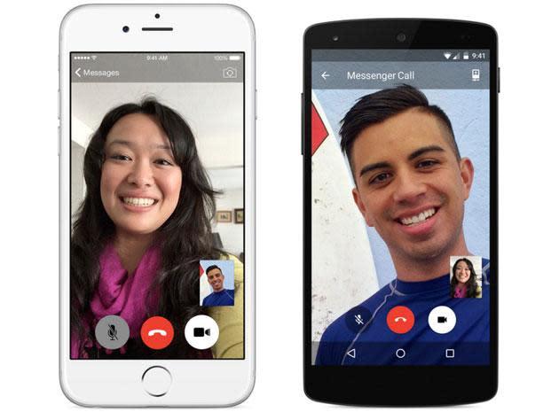 Facebook brings video calling to Messenger