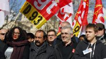 La manifestation CGT/FO réunit 50.000 personnes selon la CGT, 17.500 selon Occurence