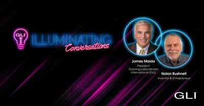 Nolan Bushnell Seems in Newest Episode of Gaming Laboratories Worldwide's (GLI®) Illuminating Conversations Net Collection