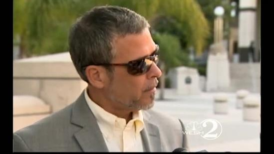 Raw Video: Victim's father reacts to Ruffin-Sinclair's sentencing