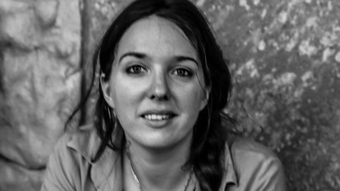 """Emilienne Malfatto prix Goncourt du premier roman pour """"Que sur toi se lamente le Tigre"""""""