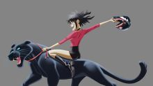 Jaguar Land Rover and Grammy Award winners Gorillaz join forces and use app recruit new talent