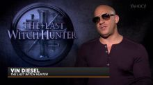 Vin Diesel Grows Stronger When You Describe 'The Last Witch Hunter' to Him