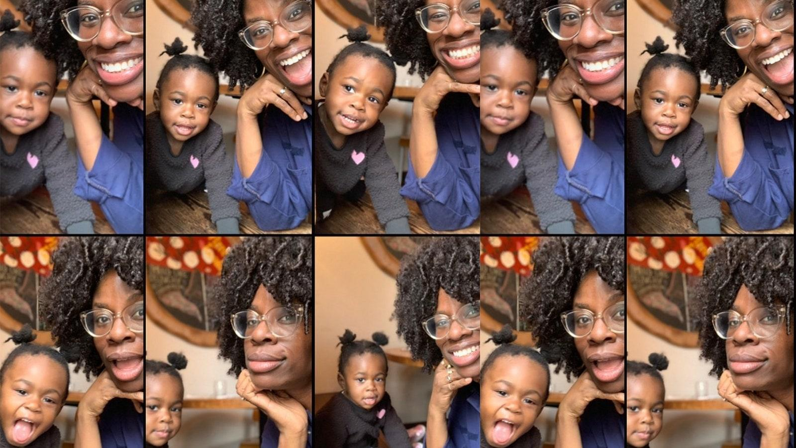 I've Had Natural Hair for 10 Years. So Why Is Styling My Baby's So Hard? - Yahoo Lifestyle
