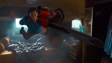 Gory Ash Vs Evil Dead Trailer Comes Screaming Out Of Comic Con