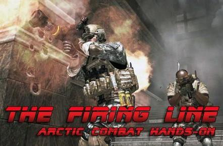 The Firing Line: Arctic Combat hands-on