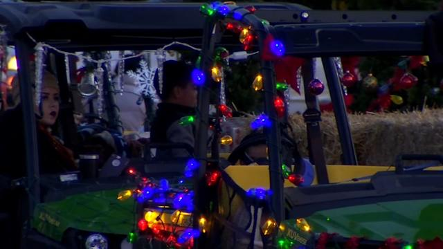 2020 Madera Christmas Parade Hundreds line streets of downtown Madera for 27th annual Christmas