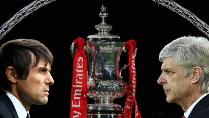 FA Cup Final: How Wenger and Conte philosophies will affect the Wembley clash