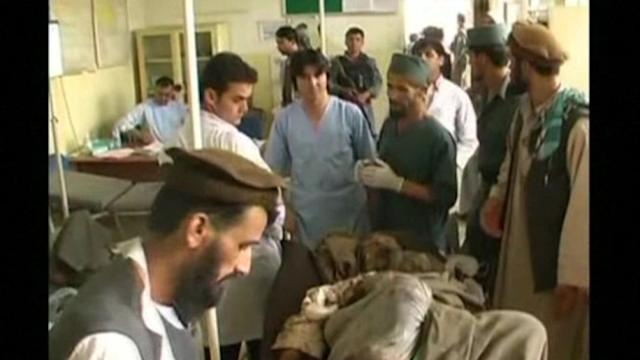 Suicide attack kills at least 12