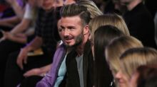 David Beckham shoots down Botox rumours on Instagram