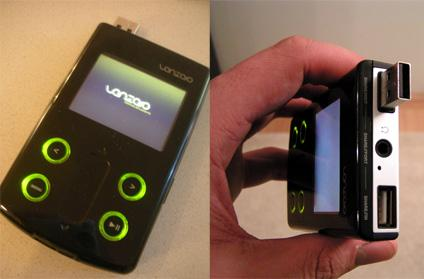 Venzero ONE media player spotted, snapped