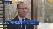 A 'more severe' correction is coming, Allianz CEO predicts
