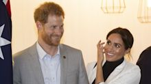 'I hope it's a girl!' Duke of Sussex reveals he is hoping for a baby girl