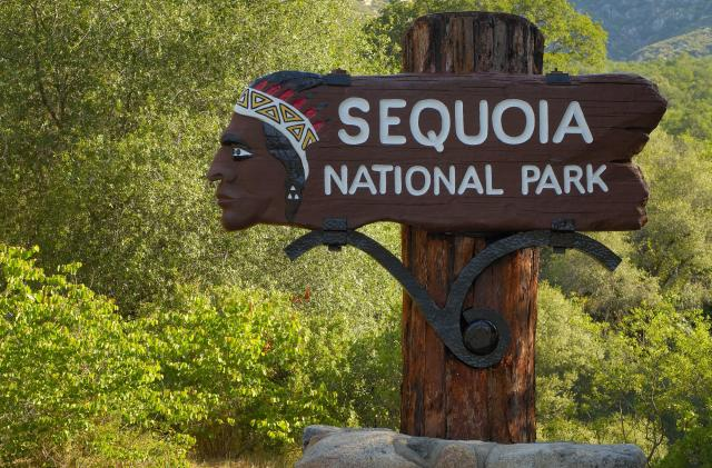 The National Parks 'font' has finally been digitized