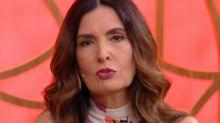Fátima se afasta do 'Encontro' por uma semana; Gentil é nova substituta