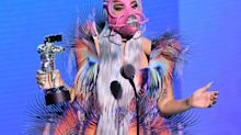 Lady Gaga's Outrageous Masks Steal The Show At MTV VMAs