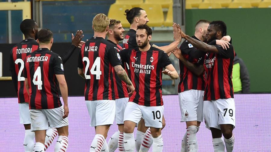 Il Milan in trasferta è un rullo compressore! Battuto il Parma: è 1-3, espulso Ibrahimovic