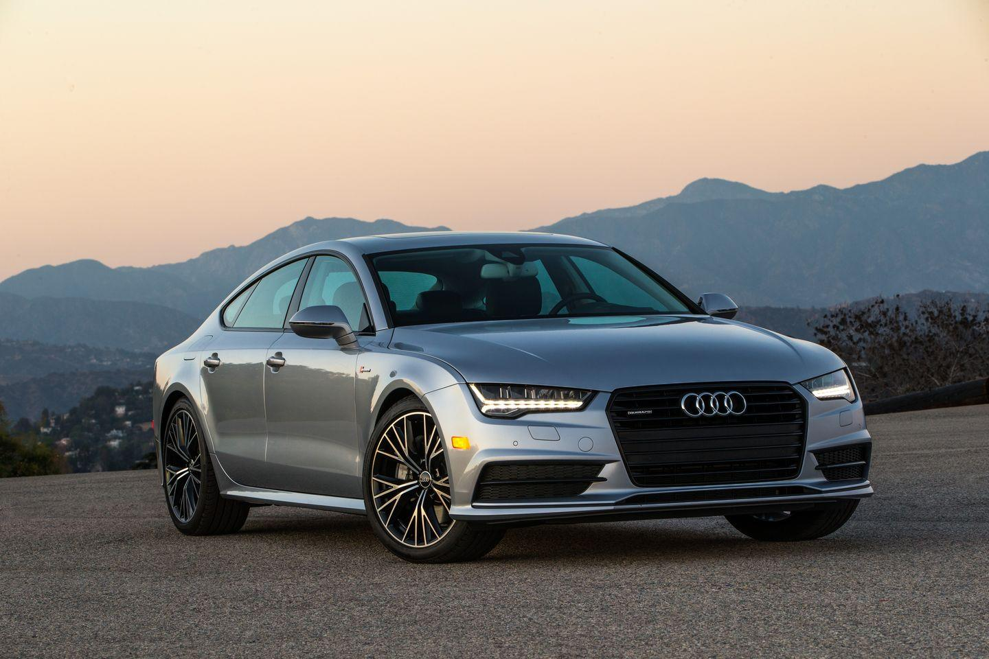 """<p><strong>2.39 times</strong> more likely to be stolen than the average 2016–2018 model<br></p><p>We have a theory as to why <a href=""""https://www.caranddriver.com/audi/a7"""" rel=""""nofollow noopener"""" target=""""_blank"""" data-ylk=""""slk:the fastback Audi A7"""" class=""""link rapid-noclick-resp"""">the fastback Audi A7</a> is more likely to be stolen than the average car: Just look at it.</p>"""
