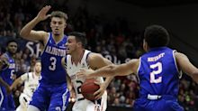 A rare poor night on offense dooms Saint Mary's to its first loss