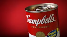 Campbell Soup climbs after earnings, revenue beat
