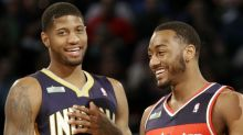 John Wall believes Paul George is the Washington Wizards' missing piece