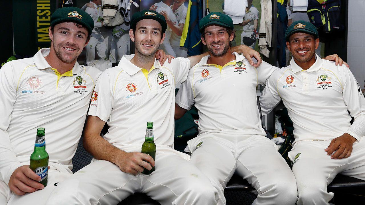Aussies struck Ashes blow as Joe Burns leaves England