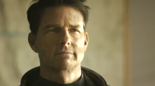"Tom Cruise ""never thought"" Top Gun 2 would happen"