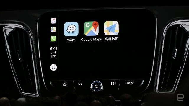 Waze navigation is now available on Apple CarPlay