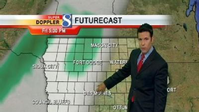 Video-Cast: Weekend Forecast