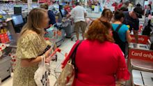 'Bloody terrible': Woman's fury at social distancing 'fail' in Coles supermarket