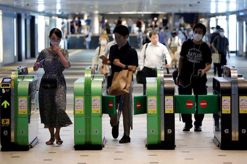 Tokyo could declare new emergency if coronavirus worsens
