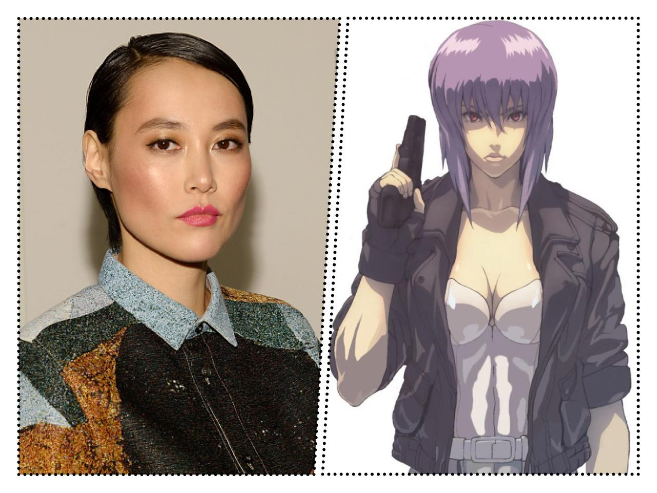 6 Japanese Actresses Who Could And Should Replace Scarlett Johansson In Ghost In The Shell