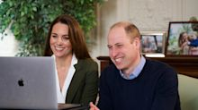 Kate Middleton and Prince William Team up on Call with High-Risk Individuals Eligible for COVID Vaccine