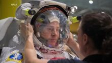 Astronaut Nick Hague is 'ready to go' again after failed launch to space station