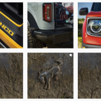 Ford Posts Even More Bronco Teaser Images ahead of July 13 Debut