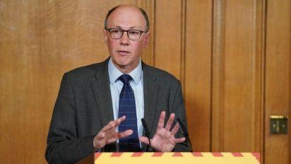 'Some plateauing of London coronavirus outbreak'