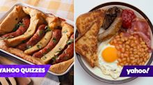 Quiz! How well do you know Britain's most famous foods?