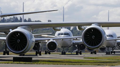 Boeing reports first quarterly loss in nearly 7 years