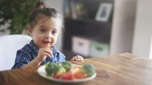 Children may not grow out of being fussy eaters says new study - and pressuring them could make them even pickier