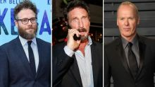 Seth Rogen, Michael Keaton to Star in John McAfee Movie