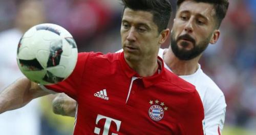 Foot - ALL - Bayern - Bayern Munich : légère alerte pour Robert Lewandowski