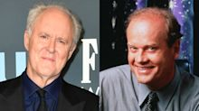 John Lithgow says he turned down Frasier Crane role as it was 'beneath his dignity'