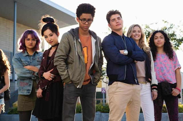 Hulu drops the first trailer for its Marvel exclusive 'Runaways'