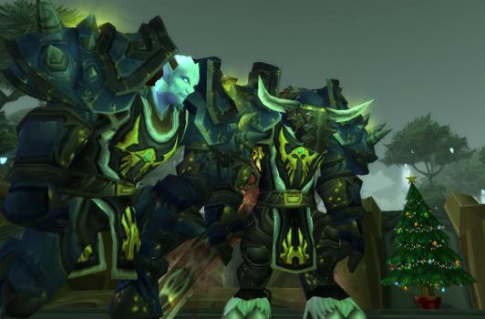 Faction, race, and World of Warcraft