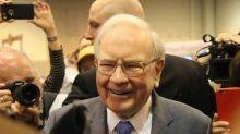 92 % von Buffetts Portfolio sind auf diese 3 Branchen verteilt