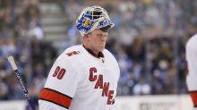 David Ayres, Emergency Hockey Goalie, Gets Day Named For Him In North Carolina